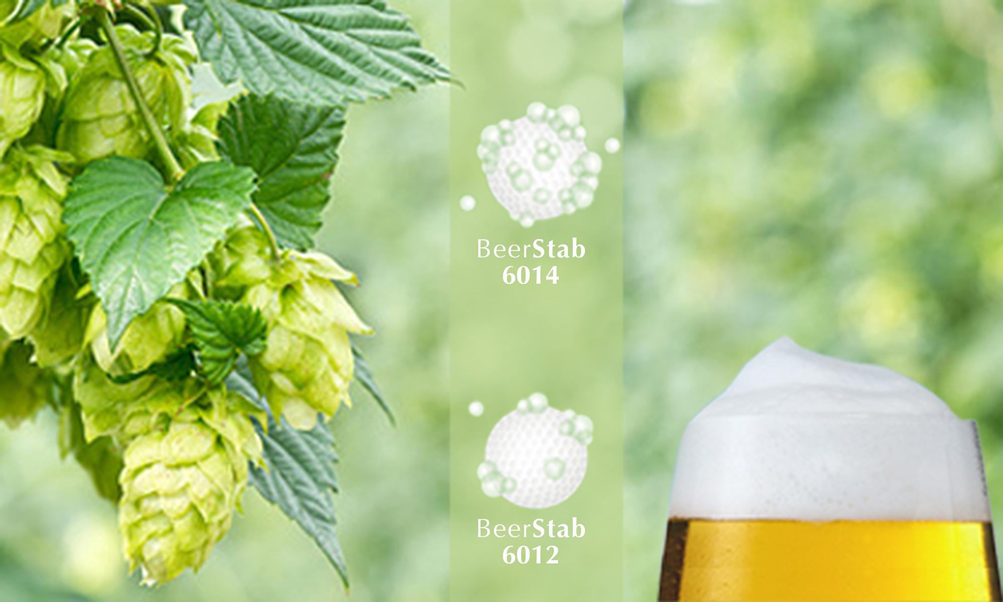 Titelbild Beerstab®, Bier und Hopfen